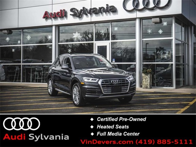 Certified Pre-Owned 2018 Audi Q5 2 0T Prestige With Navigation