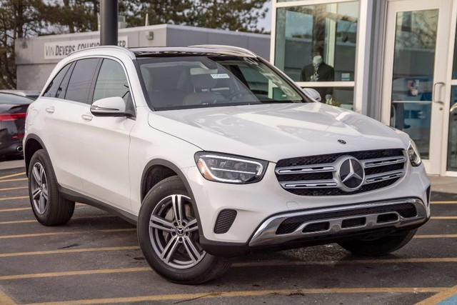 New 2020 Mercedes-Benz GLC GLC 300