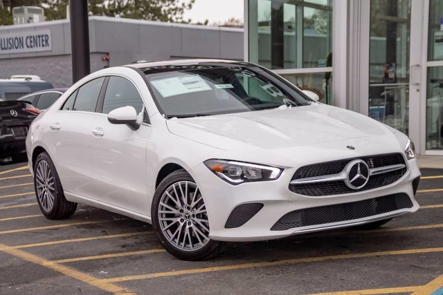 New 2020 Mercedes-Benz CLA CLA 250