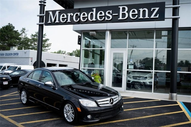 Pre Owned 2009 Mercedes Benz C Class C 300 Awd 4matic