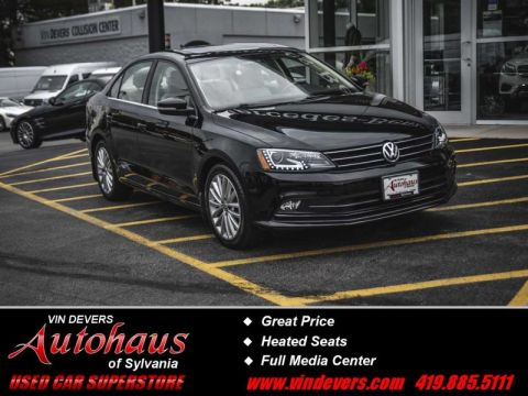 Pre-Owned 2016 Volkswagen Jetta Sedan 1.8T SEL