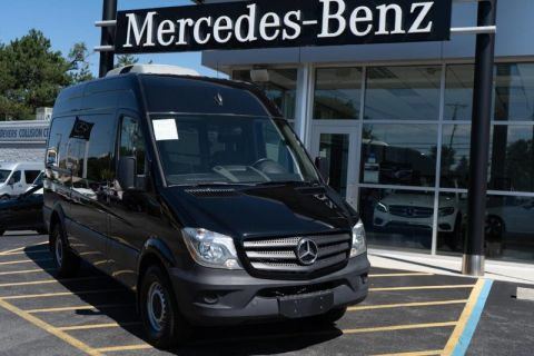Pre-Owned 2017 Mercedes-Benz Sprinter Passenger Van