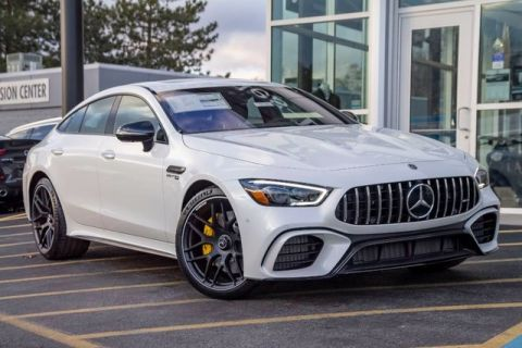 New 2020 Mercedes-Benz AMG® GT AMG® GT 63 S