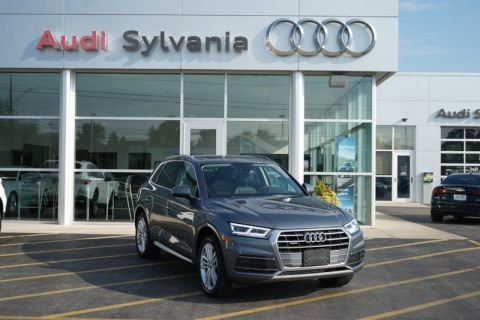 Certified Pre-Owned 2019 Audi Q5 Premium Plus