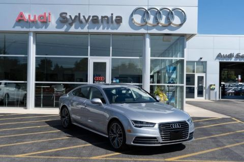 Certified Pre-Owned 2018 Audi A7 Premium Plus