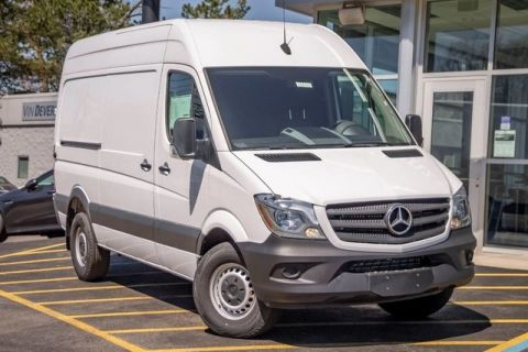 62b7056062 New 2018 Mercedes-Benz Sprinter 2500 Cargo 144 WB