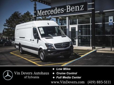 Pre-Owned 2017 Mercedes-Benz Sprinter Cargo Van