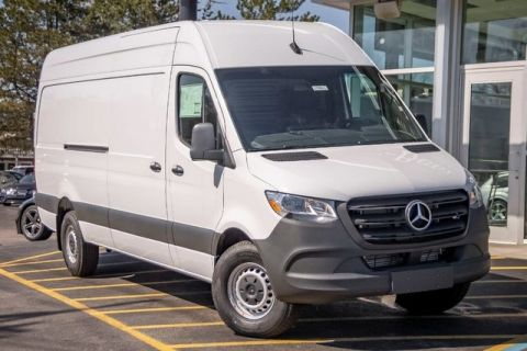 2724eb4032 New 2019 Mercedes-Benz Sprinter 2500 Cargo 170 WB