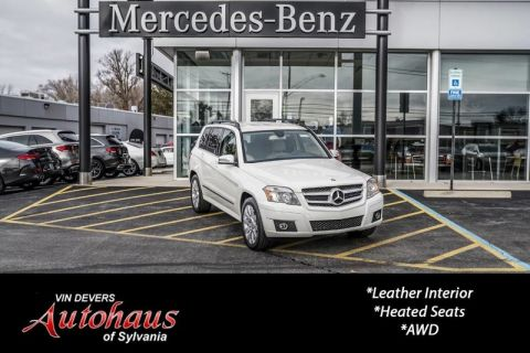 Pre-Owned 2012 Mercedes-Benz GLK GLK 350