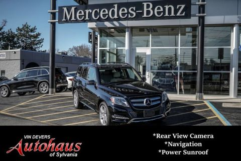 Pre-Owned 2015 Mercedes-Benz GLK GLK 350
