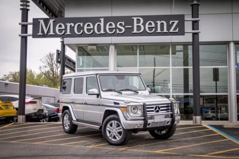 Pre-Owned 2013 Mercedes-Benz G-Class G 550