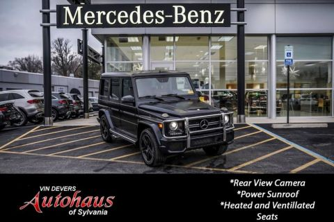 Pre-Owned 2014 Mercedes-Benz G-Class G 63 AMG®