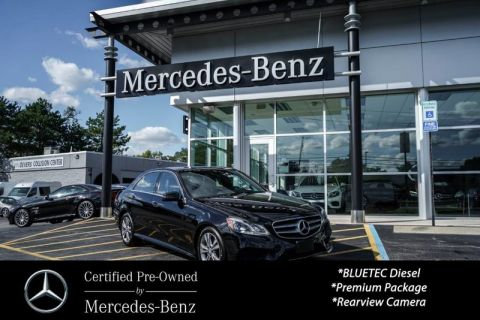 Certified Pre-Owned 2016 Mercedes-Benz E-Class E 250 BlueTEC® Sport