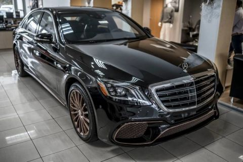 New 2020 Mercedes-Benz S-Class AMG® S 65